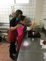 On mixe la soupe avant le partage