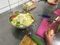 De bons légumes pour une bonne soupe