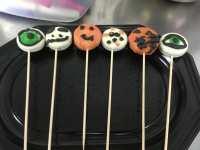Les sucettes d'Halloween