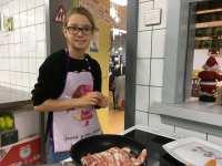 A la cuisson