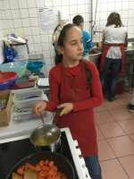 Shona  à la cuisson