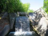 cascade de la Hardt