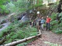 cascades du Seebach
