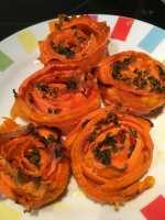 roses de carottes